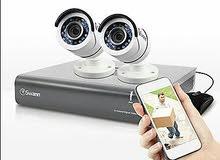 فني تركيب كاميرات المراقبة CCTV