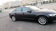 2012  A6 with  transmission is available for sale
