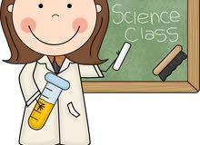 معلمة مواد علمية نظام وطني و دولي