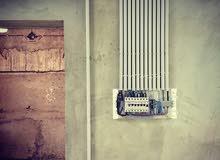المهندس للتمديدات الكهربائية والصيانه العامه