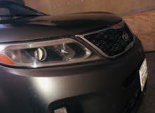 Automatic Grey Kia 2014 for sale