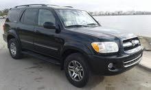 Toyota Sequoia 2006 For sale - Black color