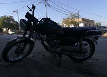 دراجه ناريه نوع سوزيك