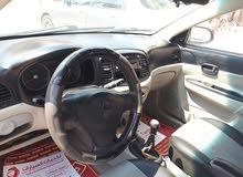للبيع سياره هيوانداي نيو اكسنت موديل 2007 مانوال