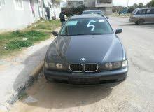 BMW523 عائلية 1999