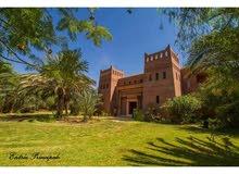 قصر روعة بمراكش..  villa