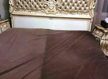 غرفة نوم حفر خشب زان ولاتية افخم غرفة على مستوى نجارة للاستفسار ت 0796077290