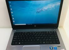 Hp ProBook 640 core i5 4Gb ram 500Gb HDD 14.4 inch display 4th and