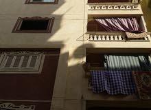 شقة 125 م مرخصة ش قاعة نورهان العصافرة