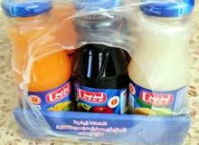 عصير لذيذ مانجو عبوه 24