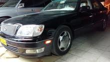 Lexus LS 1998 For sale - Black color