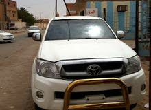 Manual Silver Toyota 2010 for sale