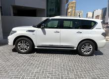 Nissan Patrol LE Platinum Diamond edition
