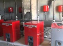 صيانة وتركيب بويلرات وتمديدات صحية وتدفئة مركزية