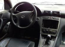 Gasoline Fuel/Power   Mercedes Benz C 200 2003