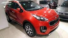 Per Month rental 2019AutomaticSportage is available for rent