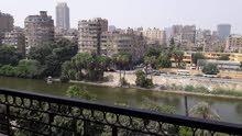 شقة للبيع  .كورنيش النيل .فم الخليج
