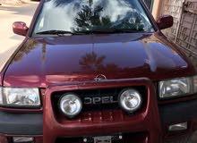 Manual Maroon Opel 2001 for sale