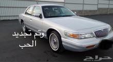 Silver Mercury Grand Marquis 1997 for sale