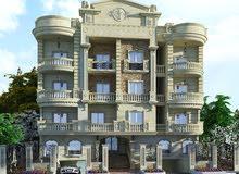 شقة 161م بالتجمع الخامس تاني صف من شارع التسعين