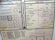 فرصة استثمارية أرض في الفليج  المعمورة خلف الهجانة قريب مخطط الخدمات