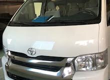 Toyota Hiace (High Roof) For Sale2015