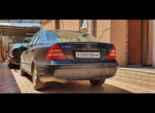 Mercedes Benz C 320 car is available for sale, the car is in Used condition