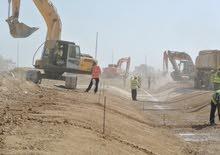 مقاول عام حفر ردم سدود طرق بناء تحت اشراف هندسي خبره 30 عام ابوحمدي ج/0535100849