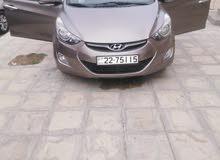 Hyundai Elantra 2014 For sale - Gold color