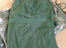 حقيبة رياضه لون اخضر زراعي