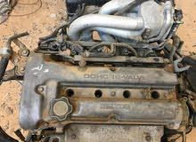 محرك مازده 323 ...موديل 96...كامل بالكمبيو والمغديات