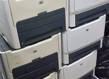 للبيع طابعات HP - EPSON مستعملة