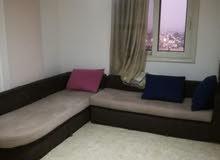 شقة 230م2مفروشة فرش فاخر عمارة حديثة جدا للعائلات وللأسر ومدة طويلة