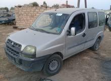 Fiat Doblo 2005 for sale in Tripoli