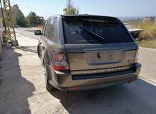 Sport luxury 2011-brown-salvage -