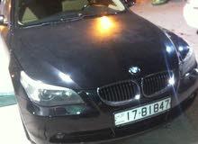 Rent a 2007 BMW 523