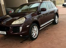 Maroon Porsche Cayenne 2008 for sale