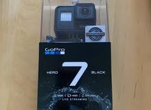 GoPro Hero 7 جو برو جديده