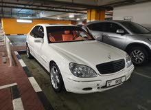 gcs mercedes s500 2002 converted to2004 amg