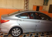 For sale 2012 Silver Accent
