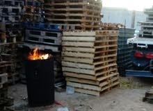 طبالي خشب