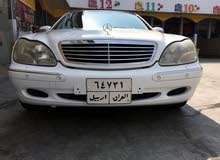 2000 Mercedes Benz S 320 for sale