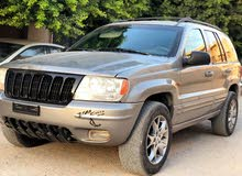 For sale 2004 Silver Grand Cherokee