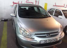 Silver Peugeot 307 2003 for sale