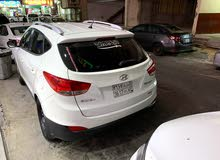 Hyundai Tucson 2012 SUV with 4X4 option single owner in good condition