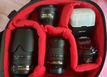حقيبة الاحلام لكاميرات نيكون