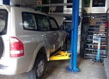 مركز صيانة سيارات للبيع الدوار السابع