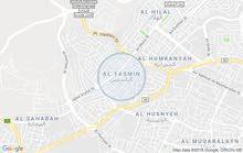 شقة طابق أرضي مع ترس مساحة 141م/ ضاحية الياسمين 63