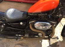 Used Harley Davidson motorbike made in 2005 for sale