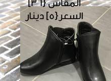حذاء نسائي جديد جلد التوصيل مجاناً أينما كنت في الكويت